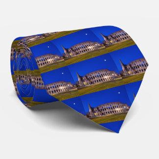 Coliseum, Roma, Italy Tie