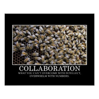 Collaboration Improves Your Chance of Success [S] Poster