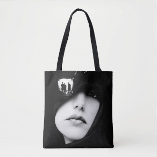 Collage Art Tote Bag