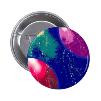 collage colorful fluid items abstract pin