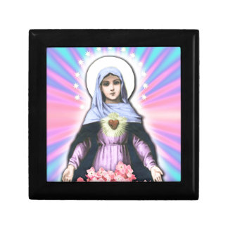 Collage Lady Mary - Gloria Sánchez Gift Box