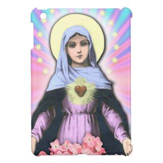 Collage Lady Mary - Gloria Sánchez iPad Mini Cover