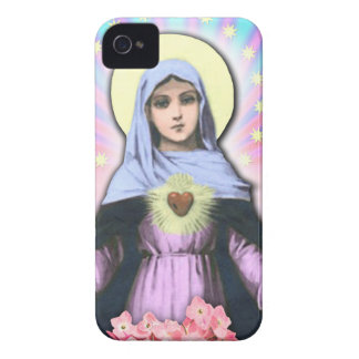 Collage Lady Mary - Gloria Sánchez iPhone 4 Covers