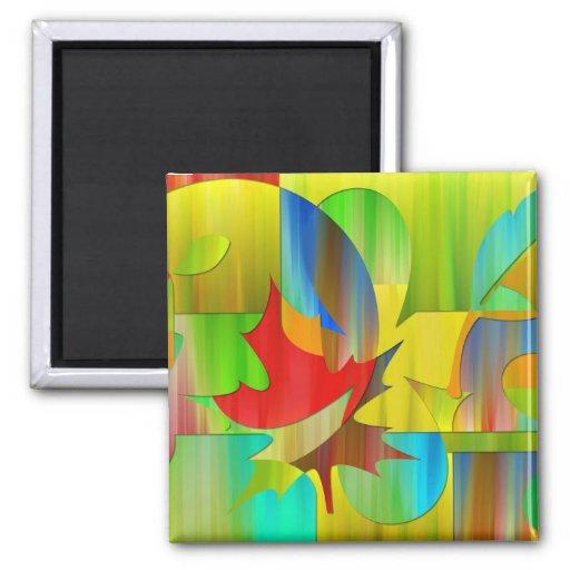 Collage Fridge Magnets