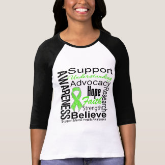 Collage - Mental Health Awareness T-shirt
