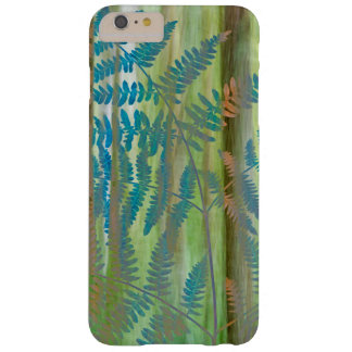 Collage of Bracken Ferns and Forest | Seabeck, WA Barely There iPhone 6 Plus Case