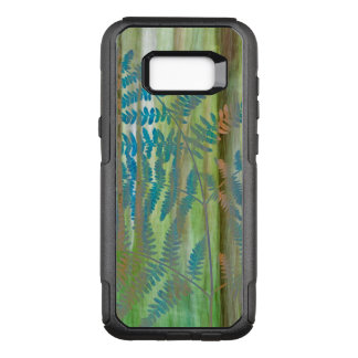 Collage of Bracken Ferns and Forest | Seabeck, WA OtterBox Commuter Samsung Galaxy S8+ Case