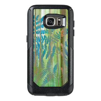 Collage of Bracken Ferns and Forest   Seabeck, WA OtterBox Samsung Galaxy S7 Case