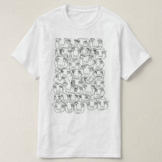 Collage of gurus T-Shirt