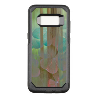 Collage of Oxalis and Trees | Seabeck, WA OtterBox Commuter Samsung Galaxy S8 Case