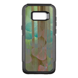 Collage of Oxalis and Trees | Seabeck, WA OtterBox Commuter Samsung Galaxy S8+ Case