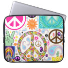 Collage of Peace Laptop Sleeve