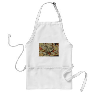 Collage products standard apron