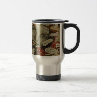 Collage products travel mug