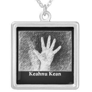 Collar Da Hand Draw Personalized Necklace