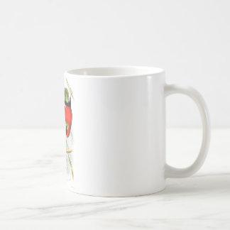 Collared Lory Coffee Mug