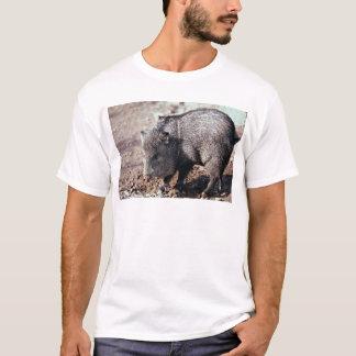 Collared peccary (javelina) T-Shirt