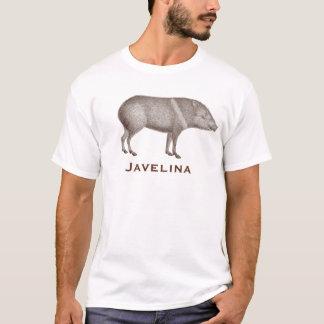 Collared Peccary - Javelina -Tayaussa - Musk Hog T-Shirt