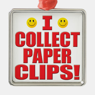 Collect Clips Life Ornament