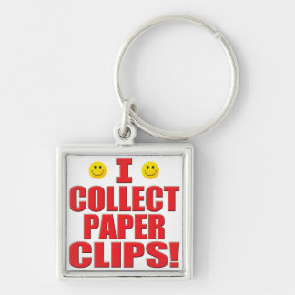 Collect Clips Life Key Chains