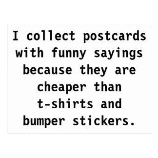 Collect Postcard