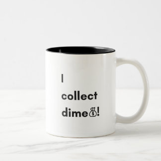 Collecting Coins Mug