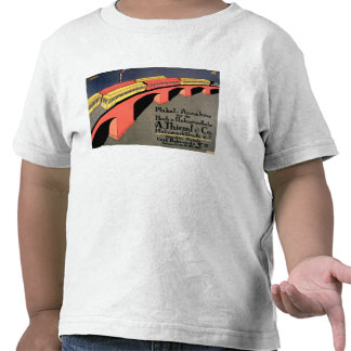 'Collecting Point For Over and Underground Railway Tees