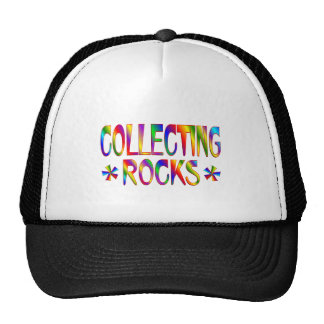 Collecting Rocks Hat