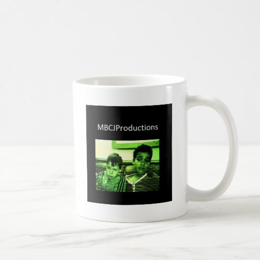 Collection of MBCJPro Masterpieces Coffee Mugs