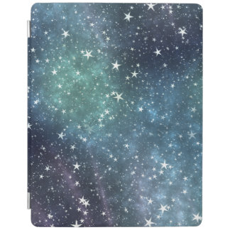 Collection of stars night view iPad cover