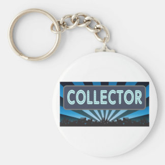 Collector Marquee Keychains