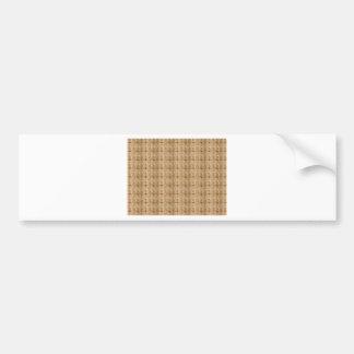 Collector's edition DIY customize + text image fun Bumper Sticker