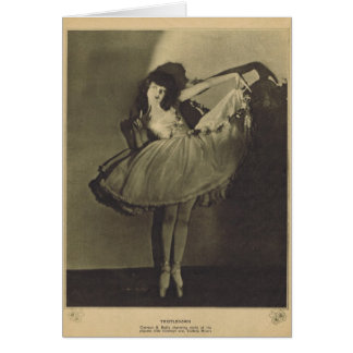 Colleen Moore 1922 Card