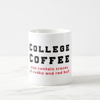 College Coffee Mug