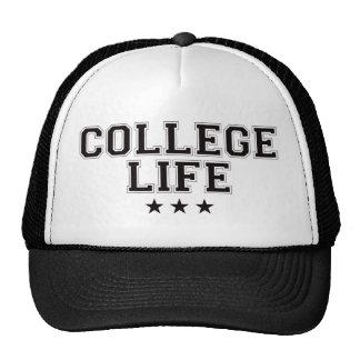 College Life - Black Cap