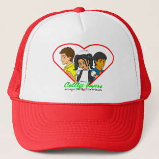 College Lovers Cap