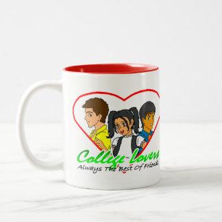 College Lovers Mug