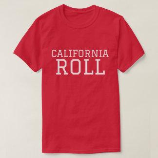 College of California Roll Sushi Shirt
