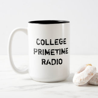 College Primetime Radio Network Coffee Mug