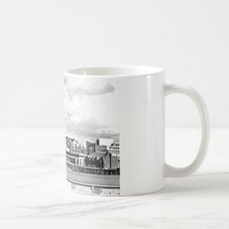 college skyline coffee mug