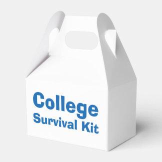 """College"" Survival Kit Box"