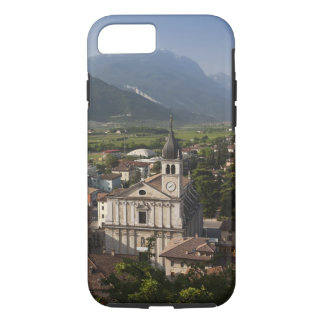 Collegiate church in morning, Arco, Trento iPhone 7 Case