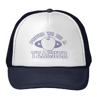 Collegiate Proud Teacher Trucker Hat
