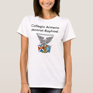Collegio Armeno Moorat-Raphael Women's T-Shirt