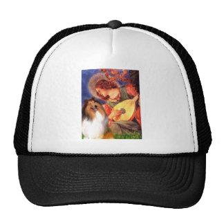 Collie 1 - Mandolin Angel Cap