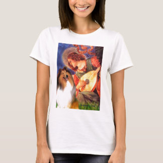 Collie 1 - Mandolin Angel T-Shirt