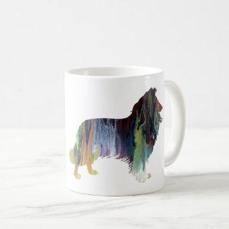 Collie Art Coffee Mug