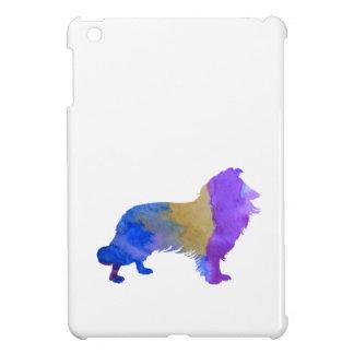 Collie Art iPad Mini Cover