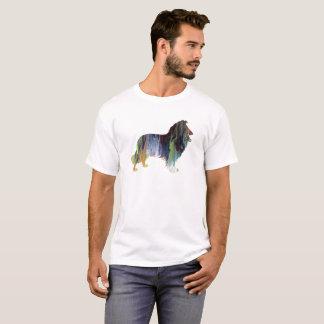 Collie Art T-Shirt