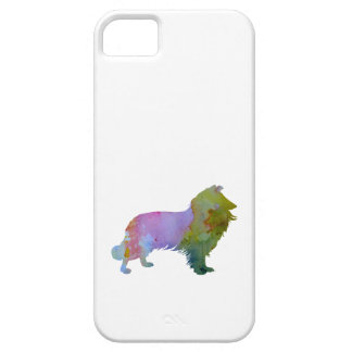 Collie Barely There iPhone 5 Case